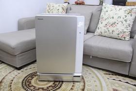 独创儿童设计,精心守护孩子呼吸健康:松下空气净化器