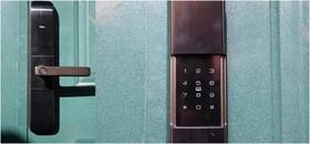 一握即开,C级锁心坚不可摧,TCL K5门锁让安全更简单