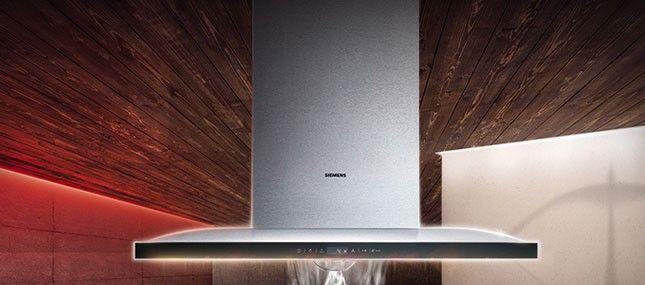 西门子(SIEMENS)LC46S955TI 欧式吸油烟机(不锈钢色)CXW-220-C46S955